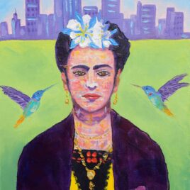 Welcome Frida!