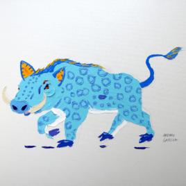 Azul Cachirul